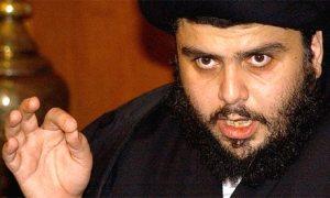 Shiite cleric Muqtata al-Sadr (Jafria)