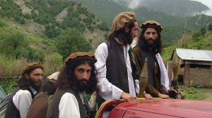 Pakistani Taliban fighters, Photo: theaustralian